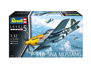 RV3944 North-American P-51D Mustang New Tool!